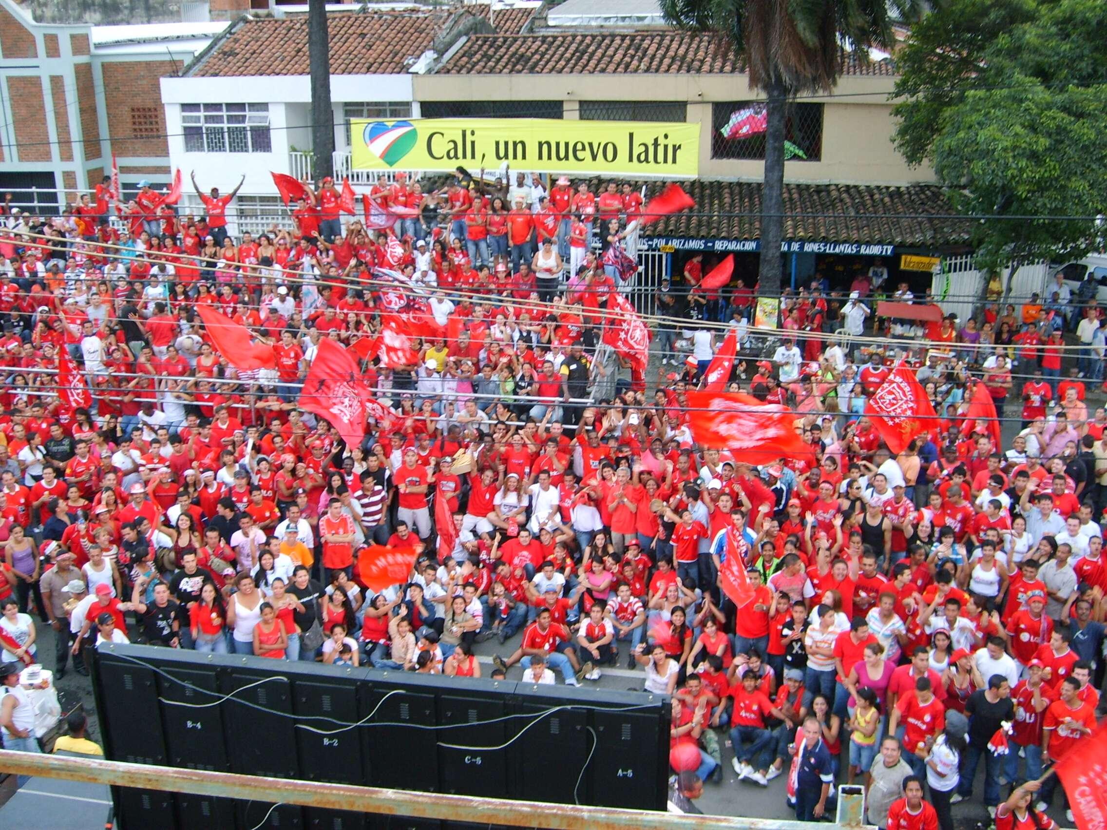 Feria de Cali, Colombia 2008